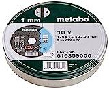 Metabo Promotion Trennscheiben 125x1,0x22,23...*
