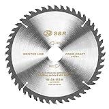 S&R Kreissägeblatt 190 x 30 x 2,4mm 48T'Wood...