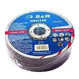 S&R Trennscheibe für Metall, Stahl,...*