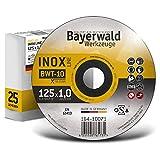 Bayerwald BWT-10 Metall Trennscheibe   Ø125...