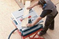 Arbeiten mit der Tischkreissäge: Sicherheitsaspekte und andere Tipps