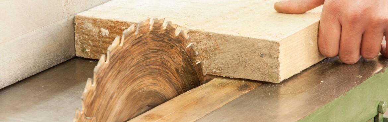 Sägeblatt für Längsschnitt Holz