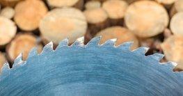 Sägeblatt für Brennholz
