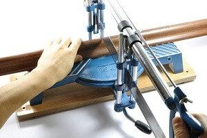 Sockelleisten sägen und schneiden: Technik & Tipps
