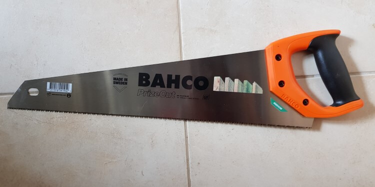 Bahco Prize Cut