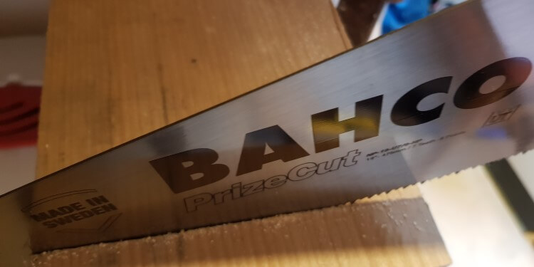 Bahco Prize Cut Holz
