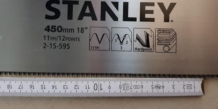 Stanley Jet Cut Detail