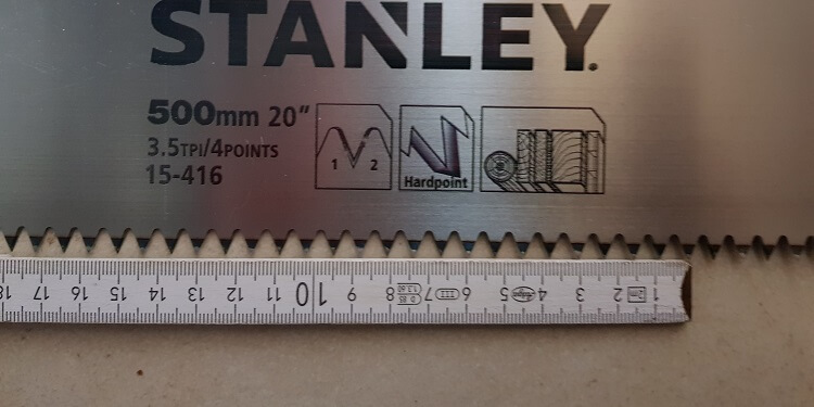 Stanley Universal Detail