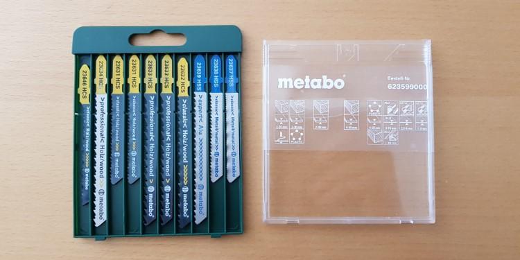 Metabo Stichsägeblätter im Test