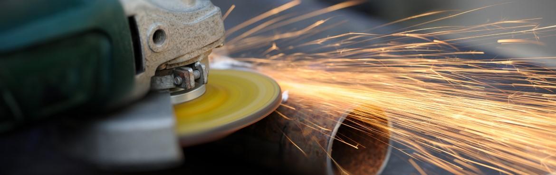 Welche Trennscheibe für Metall