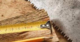 Welche Säge für Holzarbeiten verwenden