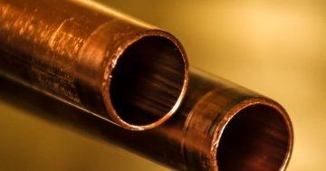 Kupferrohr sägen oder schneiden